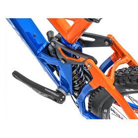 Mondraker Summum Pro Mountain bike Full Suspension arancione/blu